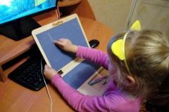Игрушечный ноутбук у Виктории 4