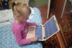 Игрушечный ноутбук у Виктории 6