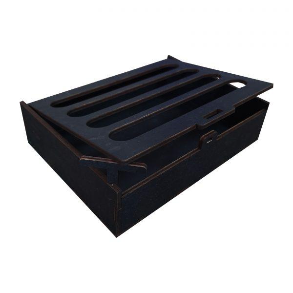 Коробка с замком