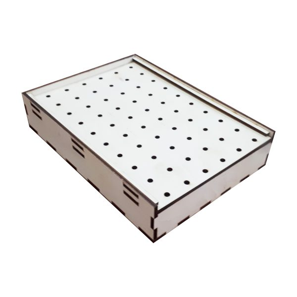Коробочка с выдвижной крышкой