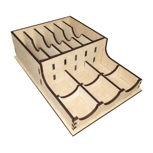 коробка каса
